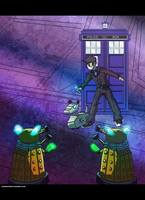 Exterminate the Doctor! by autobotchari