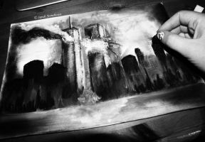 Drawing 9 11 by ScenicSarah