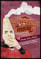 Nicotine Maniac: Chimney-Man by baung