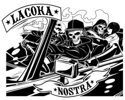 Lacoka Nostra riders by 11chad11