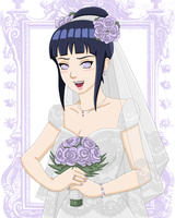 Bride Hinata by ArisuAmyFan