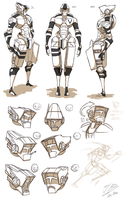 Fives' Reference Sheet 01 by Long-Range-Engage