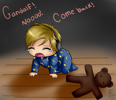 Baby Pewds - Among the Sleep by Wonderland-Cupcake
