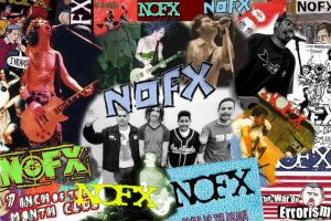 NOFX collage by XuN33L