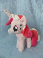 Princess Cadence Plush by Masha05