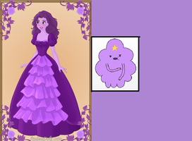 Lumpy Space Princess (with pic) by SilkmousetheNeko