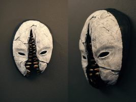 mask - SPLITFACE by torvenius