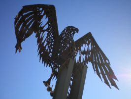 Metal Eagle by zzpmelcz