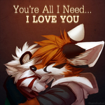 You're All I Need by thanshuhai