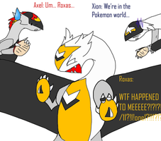 Da ULTIMATE Crossover by SnowTheWolf