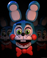 Toy Bonnie by GamesProduction