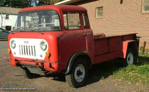 Jeep FC-170 by 426maxwedgie