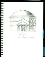 Pantheon Elevation by Rayleighev