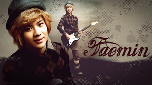 Taemin Wallpaper by xTHExFUNNNX
