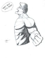 Here's your Hulk! by GreenMind-Dead