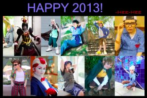 HAPPY NEW YEAR - COSPLAY by xHee-Heex