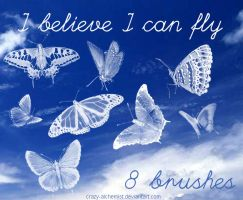 I believe I can fly +PS brush+ by brushgroup