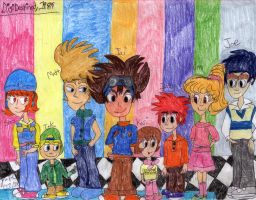 DigiDestined 1989 by Toongrrl
