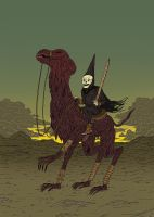 Death rides at Dawn by burnay