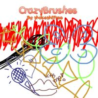 CrazyBrushes by makemefree