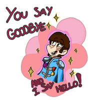 Hello Goodbye, Paul! by KabouterPollewop