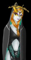 Twilight Princess - Midna by brigette