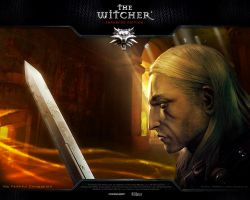 The Witcher Fanart entry04 by tambraxx