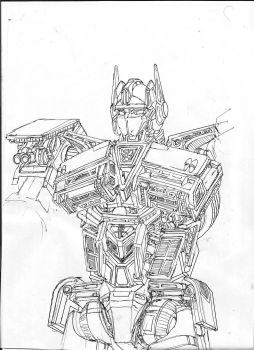 Optimus Prime Concept 2 2017 by Prowler974