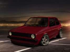 VW Golf One by LinuhPT