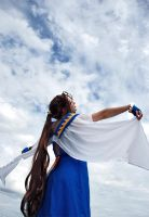 Belldandy : Spread your wings by Lumis-Mirage