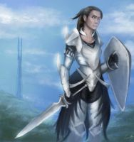 White Armor by LAD-RK
