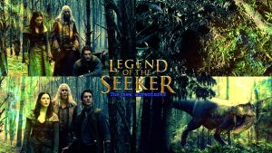 Legend of the seeker (The New Adventures) by KeiSi-X
