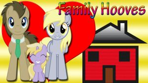 Wallpaper Family Hooves by Barrfind