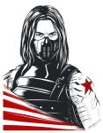 The Winter Soldier by Bemannen02