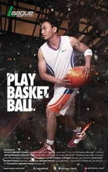 Play Basketball by ivangreen