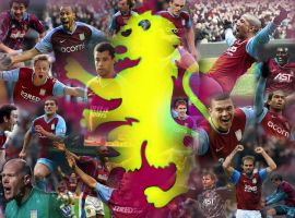 Aston Villa Wallpaper by Banjovan01