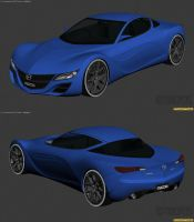 2012 Mazda RX-7 WIP2 by The-IC