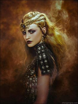 Motherland Chronicles #32 - Ea. by zemotion
