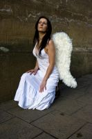 Not so innocent angel stock 41 by Random-Acts-Stock