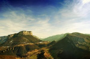 Valley of Dreams by ArjenCalter