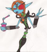 Almighty Tallest Midna? by DoofenEmpire