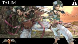 Soulcalibur IV Talim Wallpaper by TGrrr89