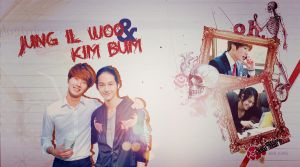 Header 22 -Jung Il Woo and Kim Bum- by Min-Jung