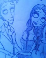 victor and emily love. by xjennxox