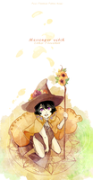 [PFFK] Esther Flowerhat by tshuki