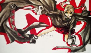 MAKA by CrymsonFire445