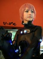 Gantz Cosplay by TakenFromHell