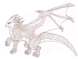 Sky Dragon Variontes by chambs