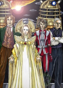 The Last Great Time War by Nemo-the-Everbeing