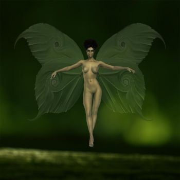Forest Elf I by gsso-stock